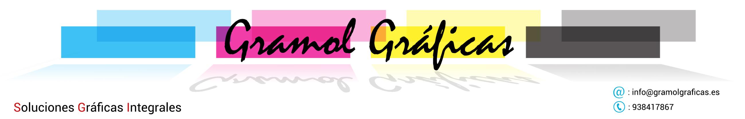 Logotipo Gramol Gráficas